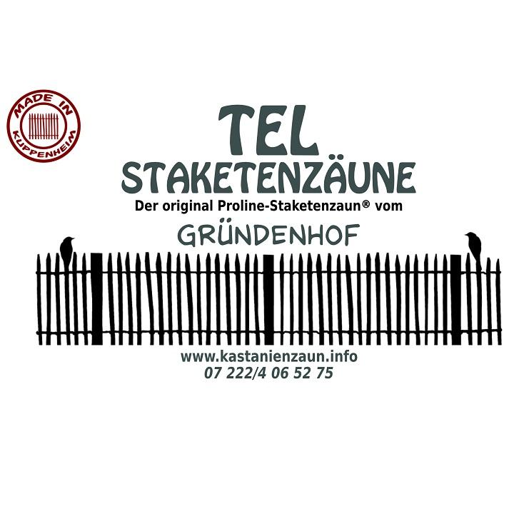 Staketenzaun kaufen bei TEL Staketenzaun aus Kuppenheim