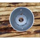 Einschlagbodenhülse rund für 80mm Rundholz Einschlagtiefe 60cm