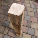 Vierkantpfosten Kastanie 100cm 8x8
