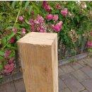 Vierkantpfosten Kastanie 80cm 8x8
