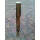 Vierkantpfosten Kastanie 120cm 8x8