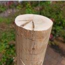 Rundholz Northern White Cedar Höhe 200 cm Durchmesser ca 8cm
