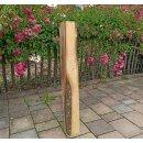 Vierkantpfosten Kastanie 75cm 8x8