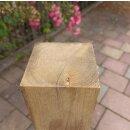 Vierkantpfosten Kastanie 70cm 8x8