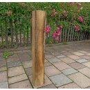 Vierkantpfosten Kastanie 60cm 8x8
