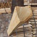 Spaltpfahl Kastanie Höhe 160cm, Umfang 26/32, mit Spitze