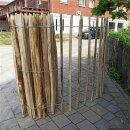 Proline Staketenzaun Kastanie 120 cm hoch, 1...
