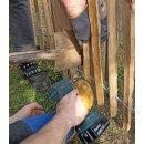 Schrauben Edelstahl Tx 5x50 100 Stück Terrassenschrauben selbstbohrend