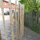 Proline Staketenzaun Kastanie 100 cm hoch, 10m-Rolle,...